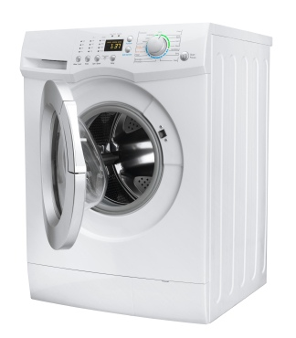washing machine repair service request